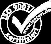 ISO 9001 Zertifikat Logo