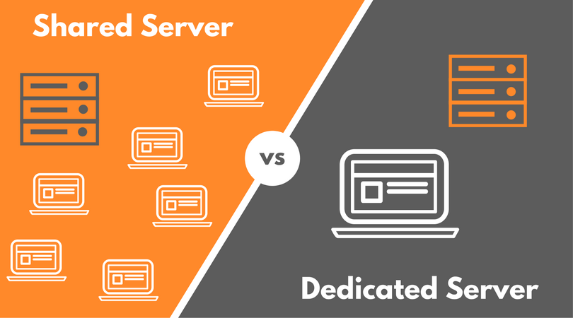 Shared Server vs Dedicated Server: What's the Difference?