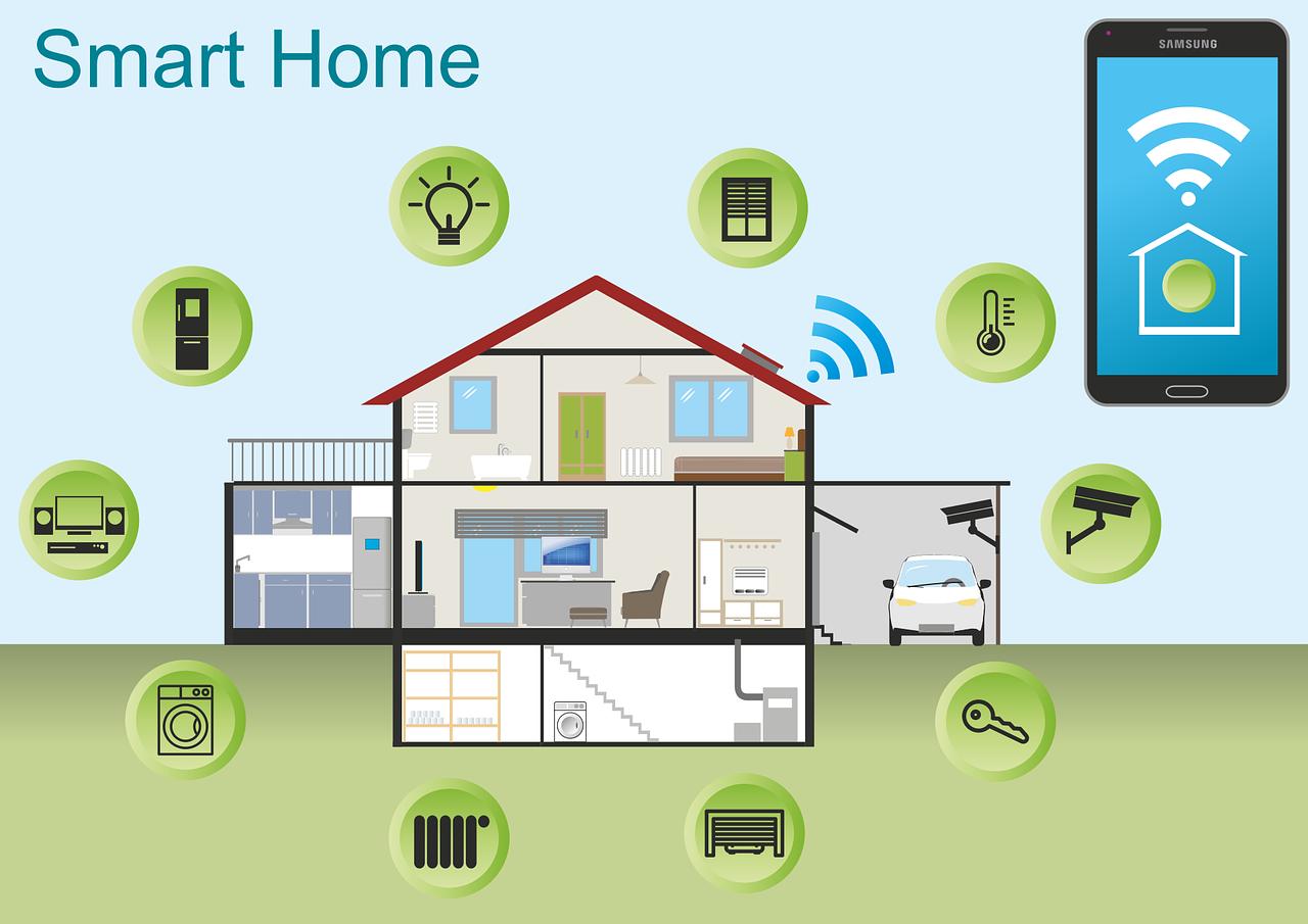 Smart Home – Wie sicher ist das intelligente Zuhause?